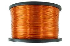 TEMCo 24 AWG Gauge Enameled Copper Magnet Wire 7.5lb 5925ft 200C Coil Winding