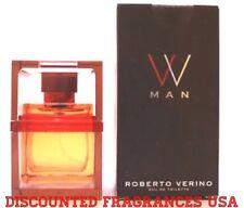 V V MAN BY ROBERTO VERINO 1.6 / 1.7 OZ EAU DE TOILETTE FOR MEN /