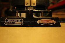 Griswold Machine Works Film Splicer - Model R2 - Old Cast Iron - Vintage Antique
