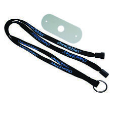 Neck Lanyard & Clip FOR Chewy Tubes Sensory Chews SEN ADHD Autism  LANYARD ONLY
