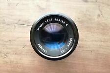 Nikon 100 mm 2.8 Serie E Sony Fe Alpha Nex