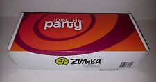 Zumba Fitness Join the Party Total Body Transformation DVD Kit & Toning Sticks
