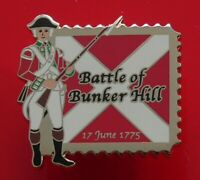 Danbury Mint British Victory Pin Badge Battle of Bunker Hill American Revolution