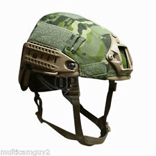 OPS/UR-TACTICAL HELMET COVER FOR CRYE AIR-FRAME HELMET IN MULTICAM TROPIC-MEDIUM