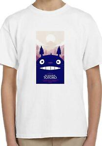 My Neighbour Totoro Anime Manga Holiday Kids Unisex Top Birthday Gift T-Shirt 56
