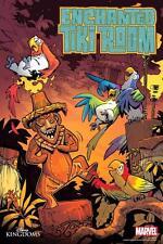 ENCHANTED TIKI ROOM #1 POSTER MARVEL COMICS 24x36 ROLLED NEW DISNEY WORLD