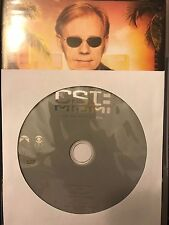 CSI: Miami - Season 10, Disc 1 REPLACEMENT DISC (not full season)