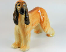 """Beswick Large Standing Afghan Hound Dog Figurine -Made in England, 7"""" Long, 2285"""