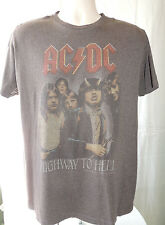 AC/DC Rock Band T-shirt Size L