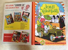 Les Aventures de Pompon - Jordi au Tajar-hâli Ed. Fleurus - 1962 EO