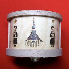 Teelichtlaterne Jubiläum 80 Jahre Firma Richard Glässer in OVP, neu, unbenutzt