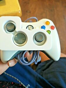 Wireless Controller Multi-Platform 2.4GHz.For Xbox 360,Windows White