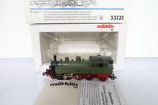 Digital Märklin HO/AC 33121 Dampf Lok T5 BR 1231 Württemberg (DH/19-69R3/3)
