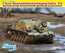 Dragon - 1/35 15cm StuG 33 Sturmpanzer Smart Kit # 6749
