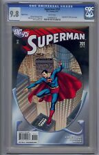 SUPERMAN #701 CGC 9.8 JOHN CASSADAY VARIANT COVER