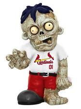 St Louis Cardinals Team Zombie Figurine [NEW] MLB Resin Figure Garden Gnome CDG