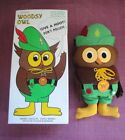 Vintage Amway Woodsy Owl - Give A Hoot! Don't Pollute - NOS 1973