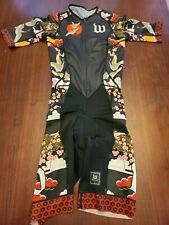 "WATTIE INK ""CRANE COLLECTION"" SPEEDSUIT MEDIUM"