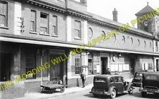 Nuneaton Trent Valley Railway Station Photo. London & North Western Railway (1)