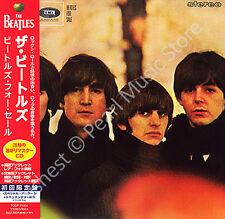 BEATLES BEATLES FOR SALE Remastered CD MINI LP OBI Harrison Lennon McCartney new
