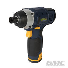 GMC TOOLS - 12V IMPACT DRIVER  LI-ION BATTERY  GMC 262727 - REDUCED TO CLEAR