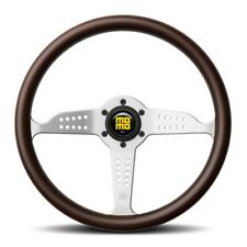 Momo Heritage Grand Prix 350mm Wood Steering Wheel VGRPRIXMZ350