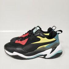 Puma Thunder Spectra Athletic Shoes Multicolor Black 36751601 Men's Size 8