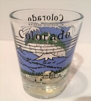 Shot Glass Colorado