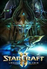 StarCraft II: Legacy of the Void Collector's Ed. (Windows/Mac, 2015) NEW SEALED