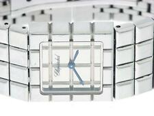 Chopard ICE CUBE Ladies Stainless Steel Quartz Watch Reference 119998