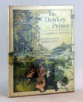 Angela Carter Eros Keith First Edition 1970 The Donkey Prince Hardcover w/DJ