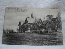 BOZEMAN MT Montana State College Dorms Main & Chemical Buildings early Postcard