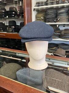 Wigens Ivy Men's Winter Wool Earflap Cap Size 61