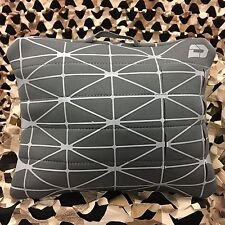 New Push Diamond Marker Bag - Grey