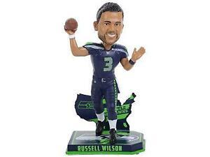 Russell Wilson Seattle Seahawks Nation Bobblehead NFL