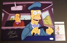 "MEL BROOKS Authentic Hand-Signed ""THE SIMPSONS"" 11x14 Photo (JSA/COA)"