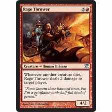 MTG INNISTRAD * Rage Thrower