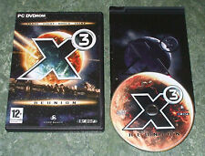 X3: Reunion for the PC, DVD-ROM (Windows) - Complete, VGC