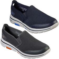 Skechers GoWalk 5 - Apprize Trainers Walking Running Mesh Memory Foam Mens Shoes
