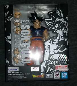 "S.H.Figuarts Son Goku Ultra Instinct ""Sign"" Dragon Ball Super"