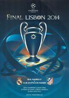 2014 CHAMPIONS LEAGUE FINAL REAL MADRID v ATLETICO MADRID