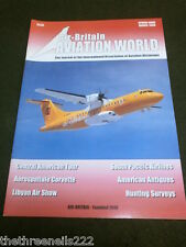 AIR BRITAIN AVIATION WORLD - SOUTH PACIFIC AIRLINES - MARCH 2008