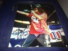 Sky Blu LMFAO Party Rock Hand Signed 8x10 Photo Rapper Authentic W/COA