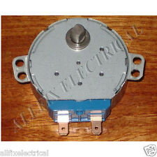 Sharp Microwave Oven Turntable Motor - Part # RMOTDA091WRE0, MWM91