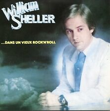 CD William SHELLER Dans un vieux rock'n'roll - Mini LP 11-track CARD SLEEVE ++++