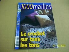 1000 mailles 255  TBE
