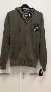 Sweat-Shirt Maillot Avalon Fox Couleur Verte Taille S/M/L