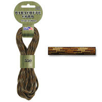 Desert Storm Camo 550 Parachute Cord Paracord for survival bracelets jewelry