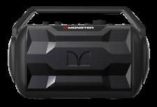 Monster Nomad Altavoz Bluetooth, Negro