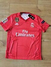 Real Madrid  3rd kit  football shirt - Mens size small-  kit 2018/19
